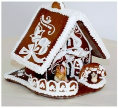 Gingerbread House  Perníková Chaloupka. www.informuji.cz