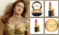 See every product in Caitlyn Jenner's new MAC collection on Thursday January 5, 2017.