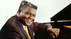 This Friday, PBS' 'American Masters' Celebrates Rock 'n' Roll Legend Fats Domino in New Documentary (Watch 2 Clips): Fats Domino was one of the most popular rockers of the 1950s and early 60s. His achievements and record sales during that time were rivaled only by Elvis P