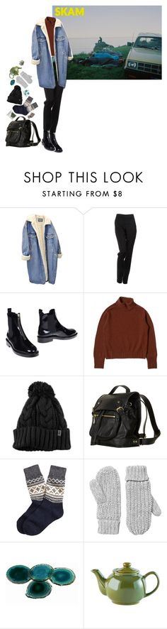 """cabin"" by hurmikakii ❤ liked on Polyvore featuring By Malene Birger, Marni, Brooks Brothers, Hard Candy, Monki, RabLabs, Price & Kensington, eve, jonas and skam"