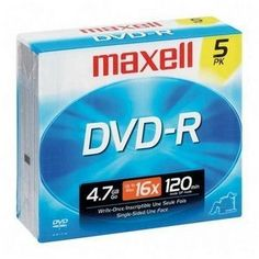 Sony DCR-DVD305 Camcorder DVD-R 16x 4.7 GB 120 Minute Recordable Disc in Jewel Case - (5 Pack) by Maxell. $8.98. DVD-R 16x 4.7 GB 120 Minute Recordable Disc in Jewel Case (5 Pack)