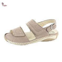Waldläufer Waldlufer 207 545302 Haisha Beige Chaussures rngZqr4R
