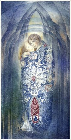 sulamith wulfing   SULAMITH WULFING*1901 ~ 1989The Little Mermaid ~ 1953
