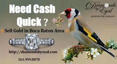 Sell Jewelry in Boca Raton