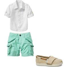 Baby boy Fashion!