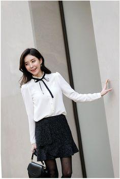 Lovely day  #KOODING.com #spring #blouse #datelook