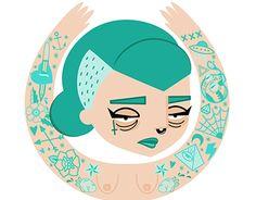 "Check out new work on my @Behance portfolio: ""Discordia's illustration"" http://on.be.net/1qGGZkj"