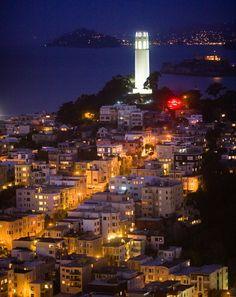 beautiful San Francisco!