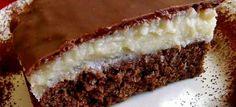 Chod: Zákusky a koláče - Page 168 of 254 - Mňamky-Recepty. Czech Recipes, Russian Recipes, Czech Desserts, Eastern European Recipes, Romanian Food, Wonderful Recipe, Pie Dessert, Something Sweet, How To Make Bread