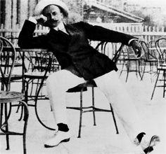 Filippo Tommaso Marinetti 1915