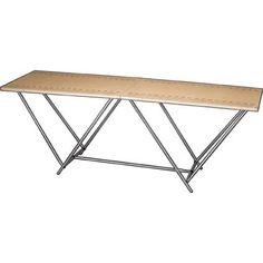 4B - Deze behangtafel is geschikt voor het insmeren van behangrollen