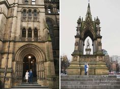 The Manchester Town Hall and Didsbury House Hotel Wedding of Jenna and Martin Manchester Town Hall, Hotel Wedding, Barcelona Cathedral, Notre Dame, Building, House, Travel, Viajes, Home