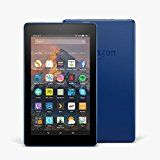 """#10: All-New Fire 7 Tablet with Alexa 7"""" Display 8 GB Marine Blue - with Special Offers"""