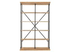Shop for Vintage Industrial Bookcase, and other Bar and Game Room Bookcases at Abide Furniture in Springdale and Fayetteville, AR. Metal Bookcase, Bookshelves, Vintage Bar, Vintage Industrial, Favorite Words, Game Room, Accent Decor, Decorative Accents, Rustic