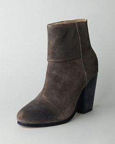 must get these for fall: Rag and Bone Newbury Boot