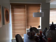 Quality venetian blinds at affordable price. Want to add a sense of style and natural warmth, add richness to any areas in your home get Venetian Blinds Wood Blinds, Venetian, Curtains, Home Decor, Wooden Shutters, Blinds, Interior Design, Draping, Home Interior Design