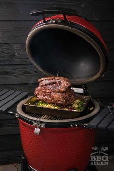 Rib roast met gegrilde groenten – BBQ-helden Bbq Steak, Rib Roast, Ribe, Heroes, Bbq Ribs, Prime Rib Roast