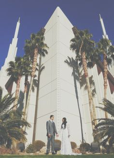 Las Vegas Temple Wedding |courtney t photography|