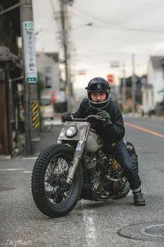 Mercenary Garage: Japanese Bobber #JaymacPhotography #Mercenary #MercenaryGarage