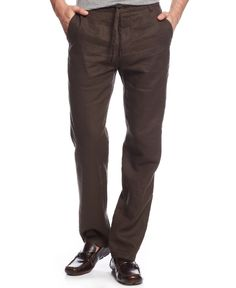 Boss Hugo Boss Floyd Linen Pants