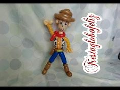 Como hacer a woody de toy story con globos - YouTube Balloon Toys, Balloon Animals, Woody, Ballon Decorations, Balloon Modelling, Cowgirl Party, Toy Story Birthday, Child Day, Balloon Garland