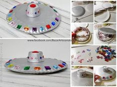 UFO I don't know why I love this so much Space Activities For Kids, Space Preschool, Preschool Themes, Fun Crafts For Kids, Diy For Kids, Diy And Crafts, Arts And Crafts, Space Party, Space Theme