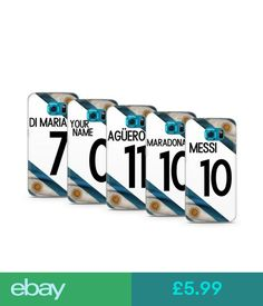 Cases & Covers Argentina Football Maradona Aguero Di Maria Phone Case Cover For Samsung #ebay #Electronics
