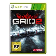 Race Driver GRID 2 - UK Import - XBOX 360