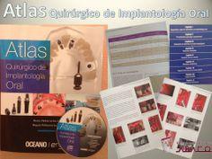 Atlas quirúrgico de Implantología oral #edicionesculturalesABACO