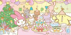 【2015.12】★ #LittleTwinStars #Birthday