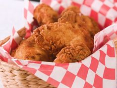 """Mama's Fried Chicken Recipe 
