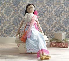 Designer Doll Divya | Pottery Barn Kids