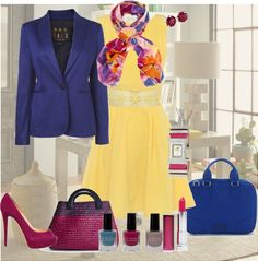 Monday, created by melaniemac on Polyvore