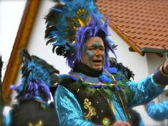 """Fasching in Germany Karneval Dieburg  www.germanyja.com  When we searched for a nice home in a """"real"""" German town, we had no idea we'd be choosing a town of 6,000 that draws 17,000 for Karneval every year (Dieberg). The Marktplatz itself gets crazy during the weekend leading up to Fastnacht Dienstag. For the ten days leading up, people walk around town dressed in costumes at all hours. It's strange, awesome, fun."""