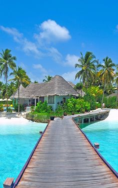 An idyllic island getaway to relax and catch some sun.