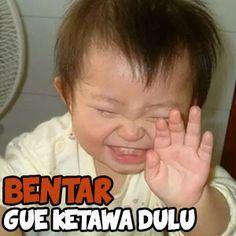 Kata Kata Lucu Humor Meme Indonesia Quotes Indonesia Cute Words Quotes Lucu