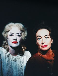 mariedeflor:  Joan Crawford and Bette Davis photographed for What Ever Happened to Baby Jane, 1962