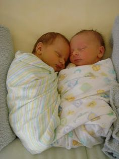 """The Twin Coach - Advice for women who are pregnant with twins: """" One thing I did that I feel SAVED me was getting everything ready for babies room, packing my hospital bag, and getting all necessary supplies for early days by my 28th week. I would say this is the BEST piece of advice I can give.""""  *Great website! Really good advice!"""