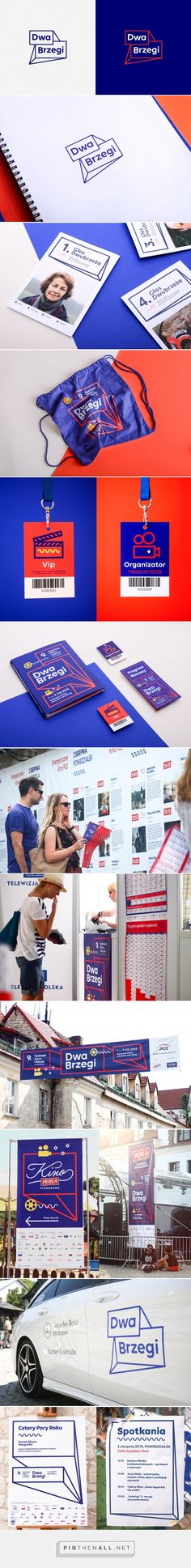 Dwa Brzegi - 9th Film and Art Festival on Behance
