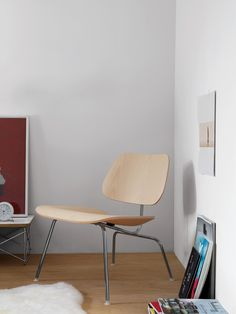 Eames® Molded Plywood Dining Chair (DCM) | Designed by Charles and Ray Eames for Herman Miller®