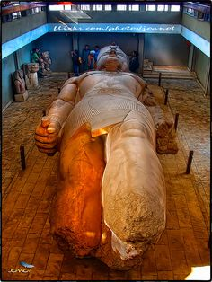 Statue of Ramesses II, Memphis, Egypt