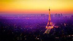 Image result for paris at night time