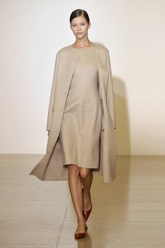 Jil Sander | Fall 2009 10 @Courtney LaLa + form