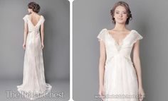 Style 2842 by Gemy Couture Bridal this is for Lexi Levesque! I found your dress! :)