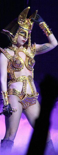 Lady Gaga the warrior
