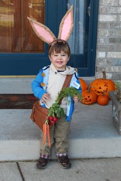 Peter rabbit outfit