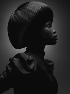 Black//color//Black Assignment with Exposure Saint John, Fotografia Retro, Portrait Photography, Fashion Photography, My Black Is Beautiful, Shades Of Black, Mode Inspiration, Color Negra, Black People