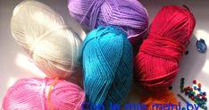 Con le mie mani by Anna Bruno: granny crochet tutorial Crochet Mandala, Crochet Top, I Love Grannies, African Flowers, Crochet Squares, Free Pattern, Crochet Patterns, Crafts, Facebook