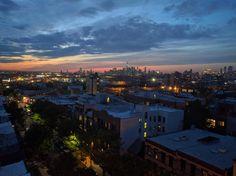 Manhattan as seen from Brooklyn [OC][4000x2992]