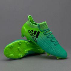 newest 442ee 3d9b2 Advertisement(eBay) ADIDAS X 16.1 FG/AG BB5839 Football Boots Green 8.5UK